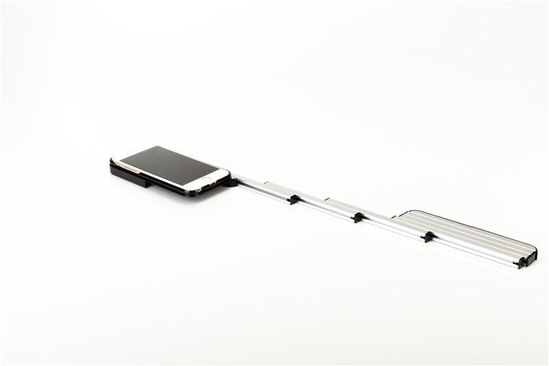Selfie tyč 3v1 - selfie tyče s bluetooth, pouzdro pro iPhone 6/6P/6S a a držák v jednom! Stikbox