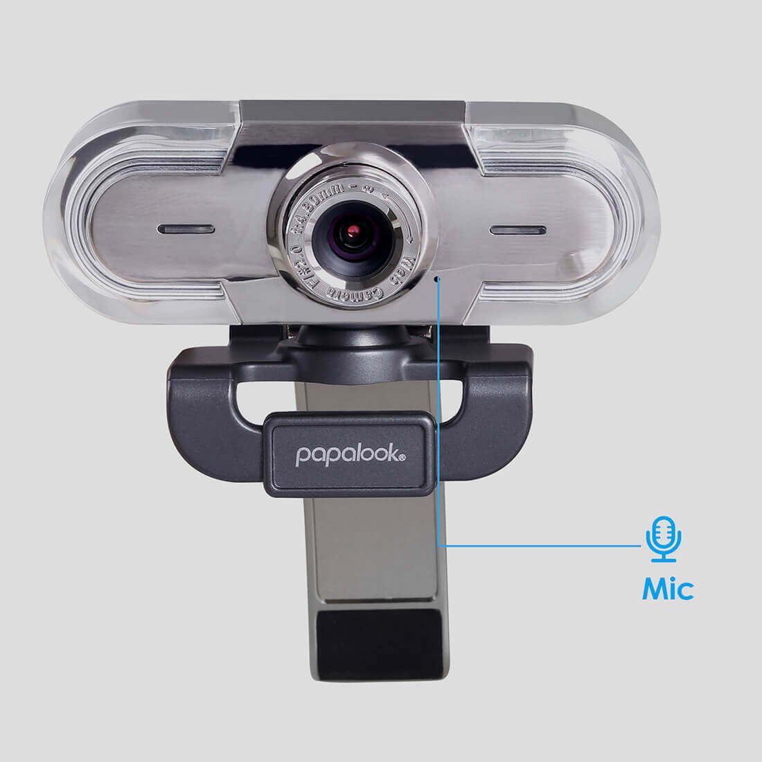 PA452 USB 1080P HD live video webkamera s mikrofonem