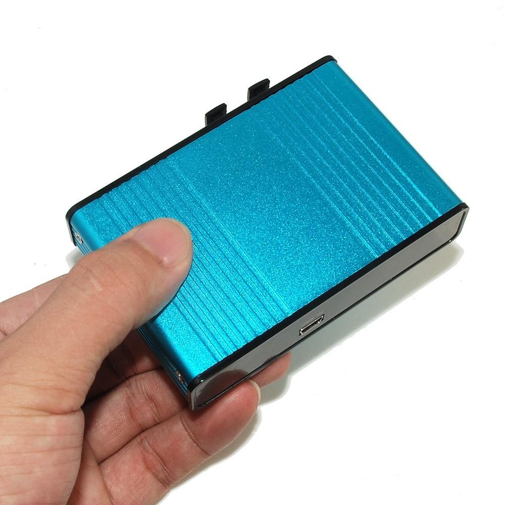 CM6206 - externí 5.1 kanálová zvuková karta pro USB rozhraní