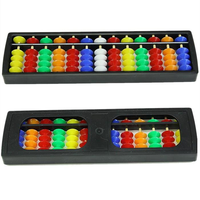 Japonské počítadlo abacus - soroban 13 sloupce