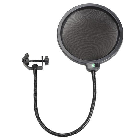 Profesionální mikrofonní pop filtr PS-2