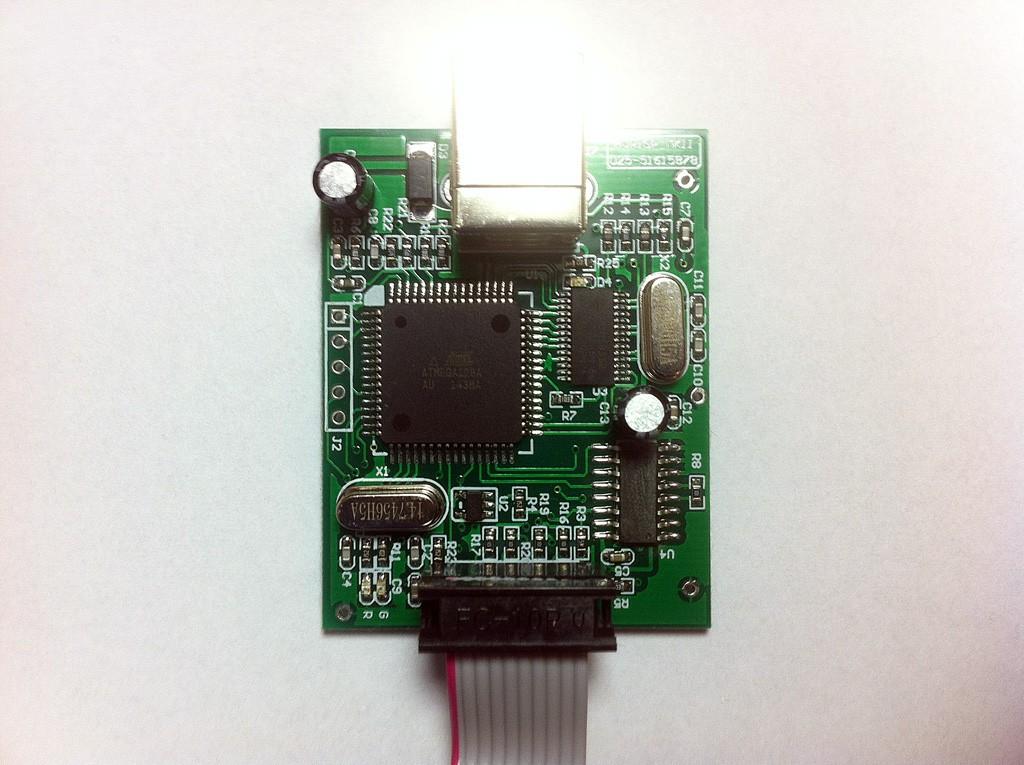 AVR USB programátor AVRISP mkII/AVR ISP mk2