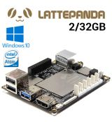 LattePanda 2G/32G Intel Z8350 Windows 10 activated vývojová deska