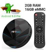 TV Box HK1 MINI+ plus RK3318 2/16GB Android 9.0 Pie