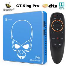 TV box Beelink GT-King Pro S922X-H 4/64GB eMMC Android 9.0 Dolby/DTS