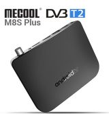 MECOOL M8S Plus DVB-T2 2/16GB Android 9.0 Pie